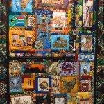 Kapstadt-Quilt