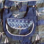 Wickelrock für Kinder, Detail