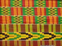 Afrikanischer Stoff F10
