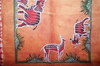 Tischdecke, Elfenbeinküste