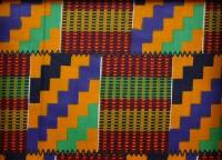 Afrikanischer Stoff F12