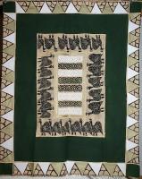 Wandbehang/Tischdecke