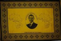 Obama-Kanga, gelb