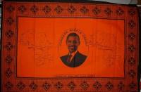 Obama-Kanga, orange