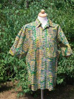 Herrenhemd, Stoff baabi