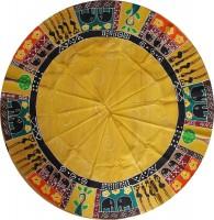 Tischdecke, rund