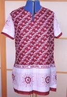 Shirt aus Kangastoff